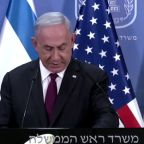 Netanyahu says he won't allow Iran to have nuclear arms