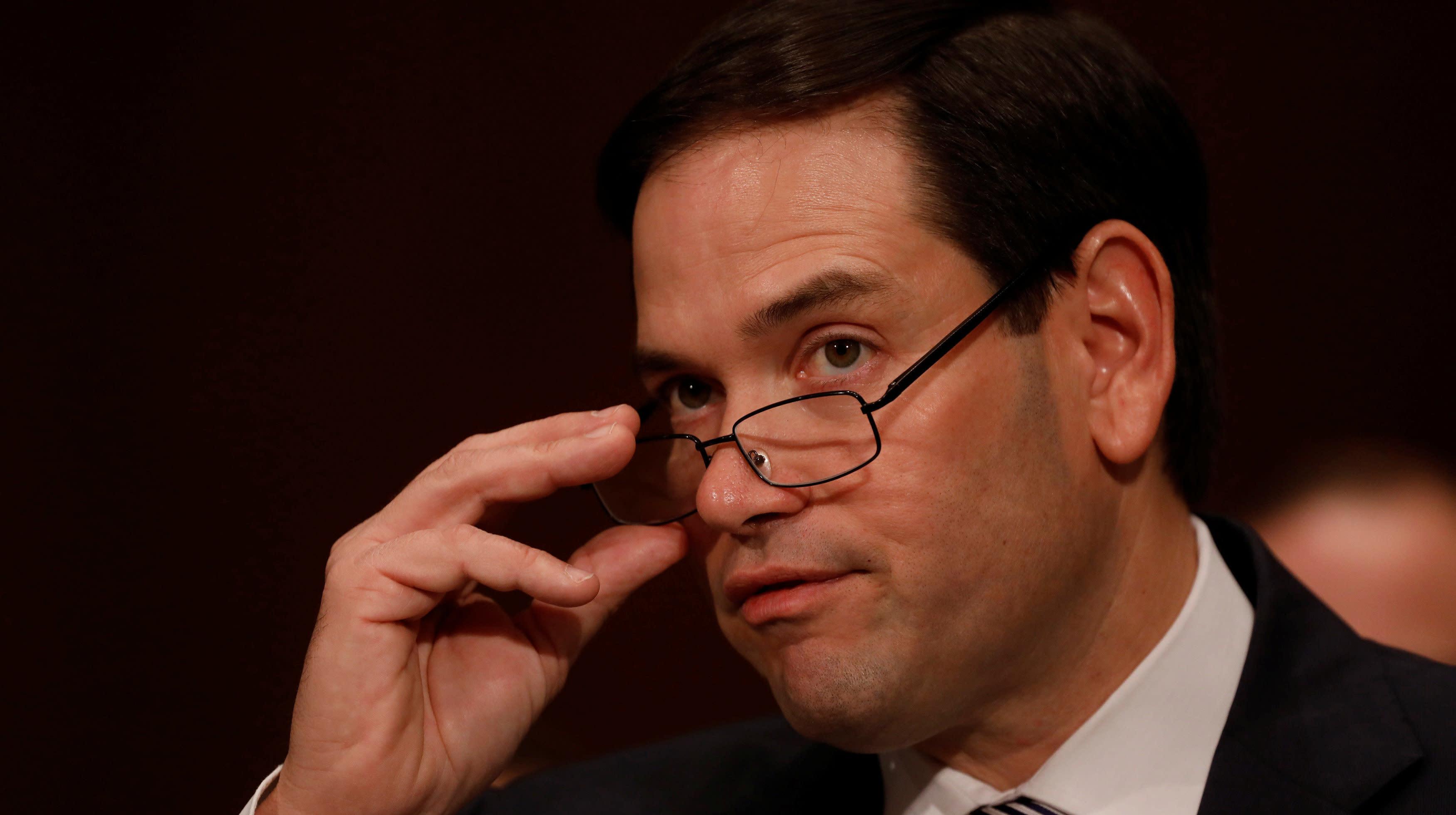 Marco Rubio Defends Democratic Colleague Over Misleading Fox News Report