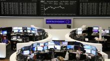 Acciones europeas se recuperan tras comentario de Trump sobre guerra comercial