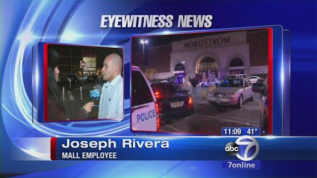 Mall employee talks about hearing shooting