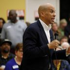 Booker rolls out black lawmakers' endorsement in S. Carolina