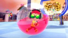 Super Monkey Ball x Jet Set Radio Crossover Is Like A Tasty Peanut Butter Cup