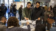 Voters flood the polls for Catalonia's parliamentary elections