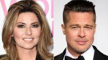 Shania Twain explica por qué utilizó a Brad Pitt