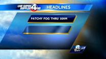Dale's Thursday Forecast May 23, 2013