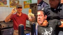 Vídeo flagra empreendedor sírio sendo enforcado pela Guarda Metropolitana de SP