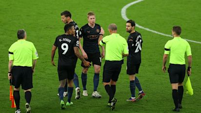 Kevin de Bruyne hits out over fixture pile-up and handball law - 'I don't know the rules anymore'