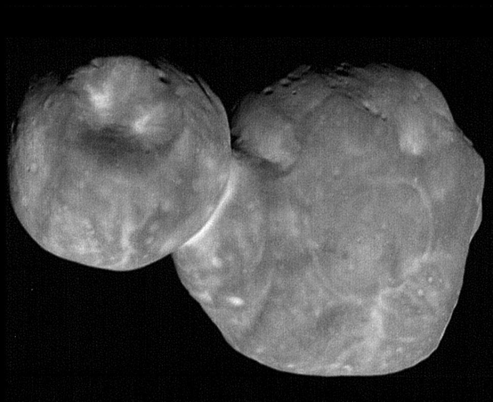 The Most Distant Object Ever Explored Is Lumpy. And Astronomers Don't Know Why.