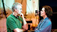 James Cameron and Sigourney Weaver tease underwater adventures in 'Avatar 2'