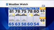 CBS 2 Weather Watch (11 a.m. May 25, 2015)