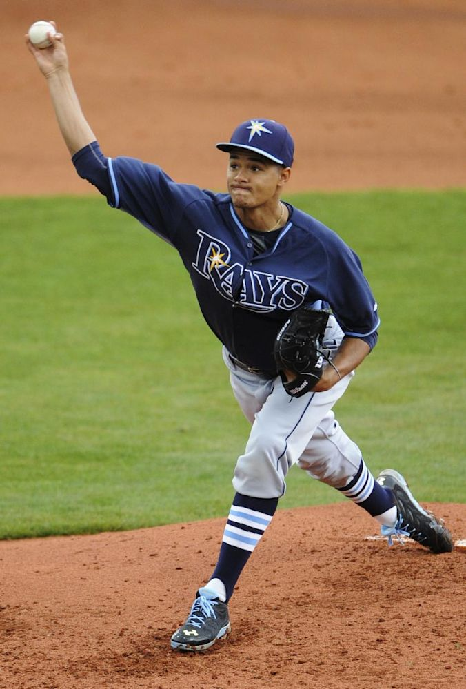 Archer, Rays agree to $25.5 million, 6-year deal