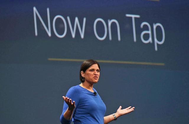 Google's Android search may drop the 'Now on Tap' name