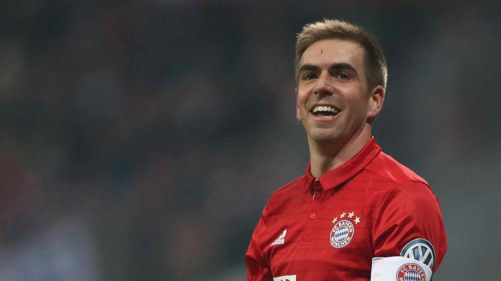 Bayern Munich, Lahm veut finir en beauté