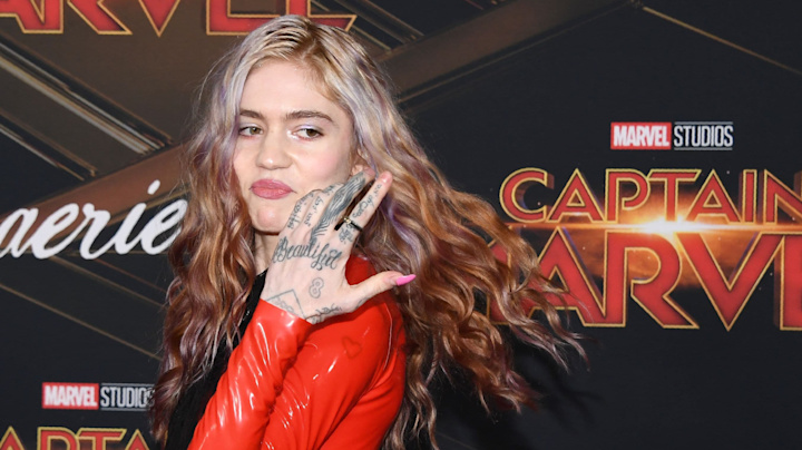 Grimes reveals medical scare after 'SNL' cameo appearance