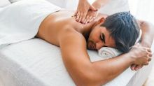Something else to worry about again: massages are back