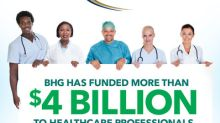 Bankers Healthcare Group Sets New Company Record, Surpasses $4 Billion in Financial Solutions Provided to Healthcare Professionals
