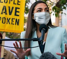 Texas man charged after storming US Capitol, making death threats against Rep. Ocasio-Cortez and police officer