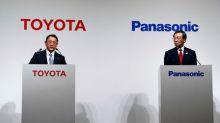 Toyota, Panasonic consider joint development of EV batteries