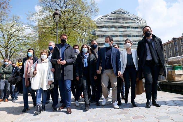 Des leaders de gauche s'entendent pour poursuivre le dialogue en mai en vue de 2022