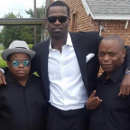 'It just destroyed me': Stephen Jackson dedicated to getting justice for his 'twin' George Floyd
