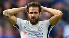 Fabregas never thought about Chelsea exit despite Conte struggles