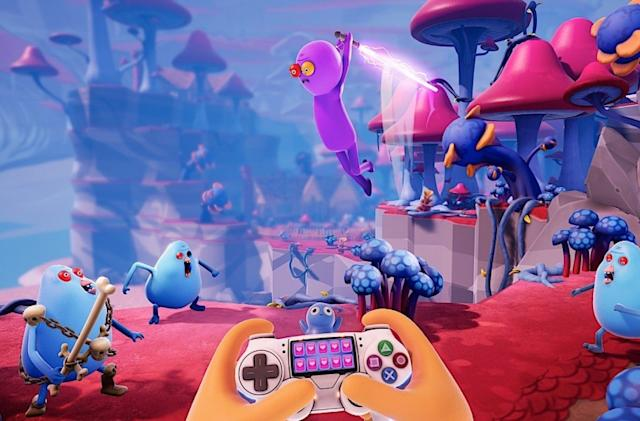 'Trover Saves the Universe' arrives on Oculus Quest