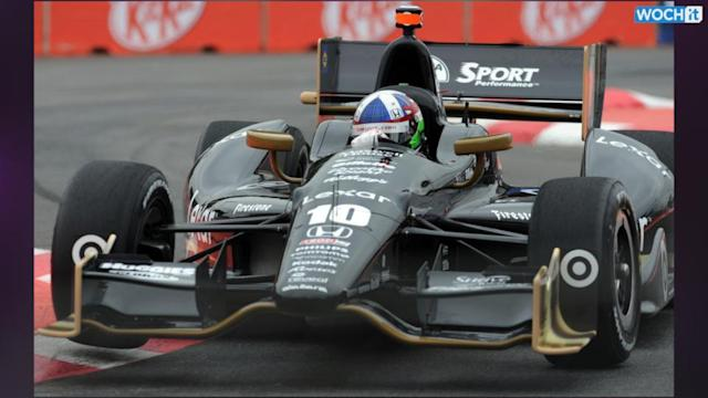 Dario Franchitti To Retire From Racing Due To Spinal Injuries Suffered In Houston Indy Crash