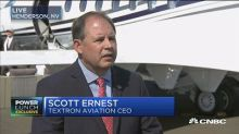 Textron Aviation CEO: 'Longitude' jet gets clean-sheet de...