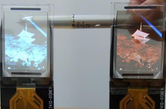 TDK flexes its transparent OLED muscles with CEATEC demonstrations