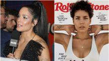 Halsey, más natural que nunca en la portada de Rolling Stone