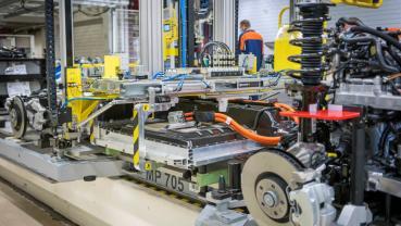 加速佈局,VOLVO第二款純電動車即將問世、2022年前Ghent廠電動化車型產能翻三倍