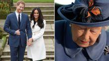 Prinz Harry & Meghan Markle: Diesen 30 royalen Hochzeitstraditionen müssen sie folgen