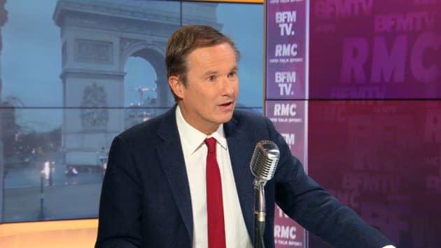 """""""Arrêtons de tuer le pays avec des mesures stupides"""": Dupont-Aignan hostile au couvre-feu à 18h"""