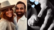 MAFS couple Jules and Cam welcome baby boy