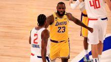 Lakers und Clippers stimmen für NBA-Abbruch