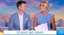 Sonia Kruger leaves Nine in another shock exit