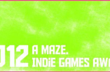 'A MAZE. Indie Games Award' is open for submissions, amazement
