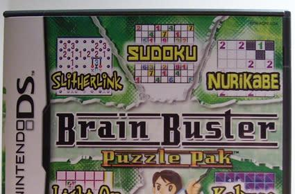 DS Fanboy Review: Brain Buster Puzzle Pak