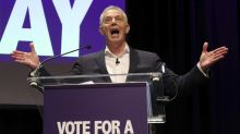 Tony Blair accused of seeking EU funding while campaigning for second referendum