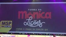 """""""Turma da Mônica - Lições"""" ganha data de estreia na CCXP19"""