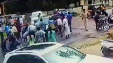Karnataka woman hit by car, dragged for 5 metres: Accident caught on CCTV