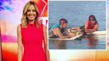 Today's Allison Langdon reveals extent of 'drastic injuries' on air