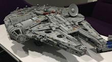 LEGO Millennium Falcon UCS: 10 thoughts you'll have while making the biggest ever LEGO set