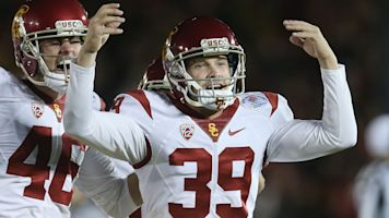 Expelled USC kicker sues school over Title IX probe