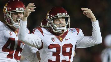 Expelled USC kicker sues school over Title IX probe