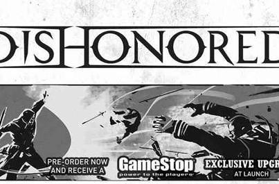 Dishonored pre-order bonuses continue dishonorable tradition of splitting up content