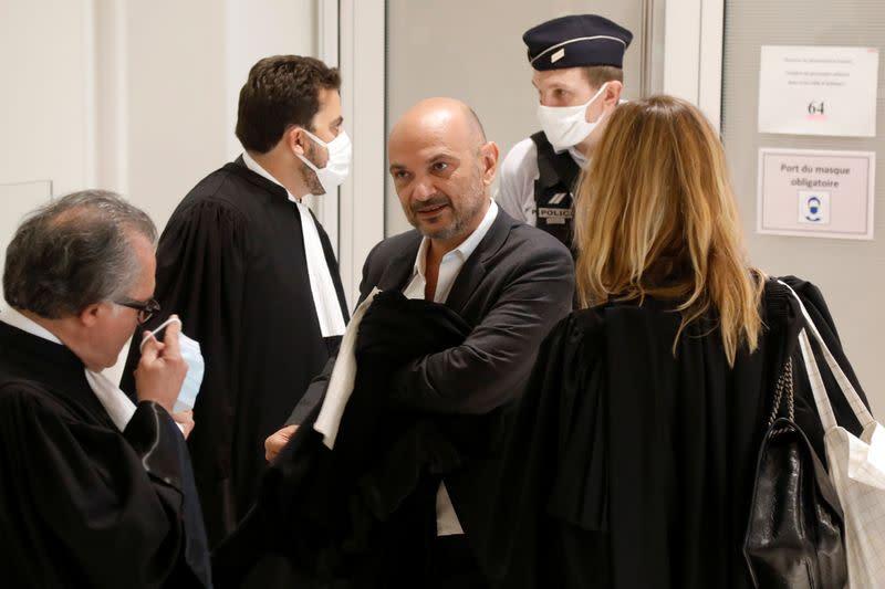 Opening of January 2015 Paris attacks trial in Paris