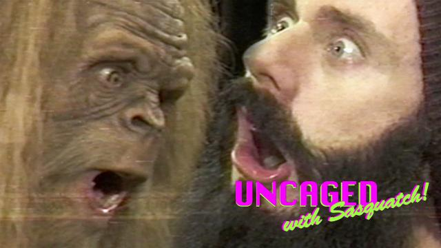 Uncaged: Staring Contest Gets Animated