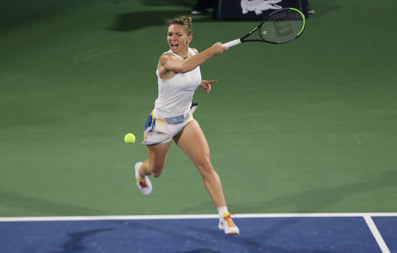 World No.2 Halep to decide on U.S. Open after Prague event