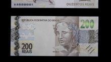 Evite notas falsas: conheça os sistemas de segurança da cédula de R$ 200
